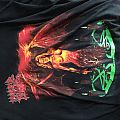 "Morbid Angel ""Angel of Disease"" shirt. XL. OG."