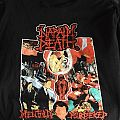 Napalm Death shirt. XL