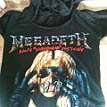Megadeth - Hooded Top - Dave Rattlehead Mustaine