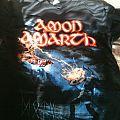 Amon Amarth tour shirt