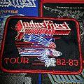 Judas Priest - tour patch