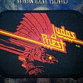Judas Priest - Screaming for Vengeance printed patch