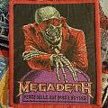 Megadeth - peace sells patch