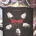 Dismember - Patch - Dismember - pieces square patch