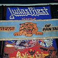 Tygers Of Pan Tang - Patch - Tygers of Pan Tang - strip patch