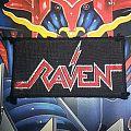 Raven - Patch - Raven - original logo patch