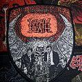 Napalm Death - Scum shield patch