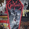 Obituary- Cause of Death ( Bang- Cock tour) official patch