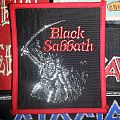 Black Sabbath - Patch - Black Sabbath - paranoid patch