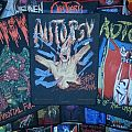 Autopsy Back patch collection