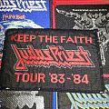Judas Priest - Keep the Faith tour patch