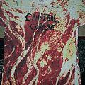 Cannibal Corpse - TShirt or Longsleeve - Cannibal corpse - The bleeding all over print shirt