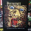 Pestilence - Consuming Impulse ( backpatch)