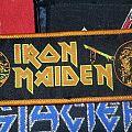 Iron Maiden - Patch - Iron Maiden - Sanctuary strip patch