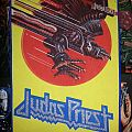 Judas Priest - Screaming for Vengeance Backpatch