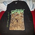 Suffocation pierced from within LS TShirt or Longsleeve