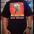 Cloven Hoof 2004-2005 European Tour Shirt