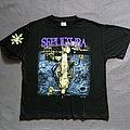 Sepultura - 1994 - Chaos A.D. AU tour TShirt or Longsleeve