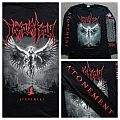 Immolation - 2018 - Atonement EU tour LS TShirt or Longsleeve