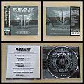 Fear Factory - 2012 - The Industrialist CD [Jap]