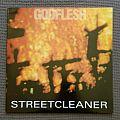 Godflesh - Tape / Vinyl / CD / Recording etc - Godflesh - Streetcleaner LP