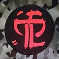 Strapping Young Lad - custom SYL logo patch