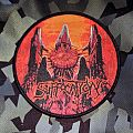 Suffocation - Blood Oath patch