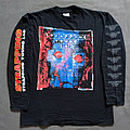 Devin Townsend - TShirt or Longsleeve - Strapping Young Lad - 1995 - Heavy as a Really Heavy Thing LS