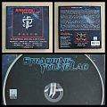 Strapping Young Lad - 2005 - Alien [promo] Tape / Vinyl / CD / Recording etc