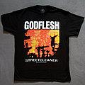 Godflesh - TShirt or Longsleeve - Godflesh - 2012 - Streetcleaner