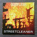 Godflesh - Tape / Vinyl / CD / Recording etc - Godflesh - Streetcleaner LP [clear]