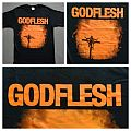 Godflesh - Crucifiction - tshirt