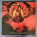 Nile - Annihilation of the Wicked LP [Red/Gold] [etched]
