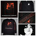 Godflesh - 2018 - You Were Dead from the Beginning LS TShirt or Longsleeve