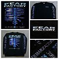 Fear Factory - 1995 - Demanufacture LS TShirt or Longsleeve