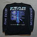 Fear Factory - 1995 - Demanufacture LS