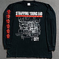 Devin Townsend - TShirt or Longsleeve - Strapping Young Lad - 1997 - City LS