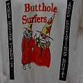 Butthole Surfers - TShirt or Longsleeve - butthole surfers - the hole truth and nothing butt
