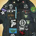 Kyuss - Battle Jacket - my metal jacket!