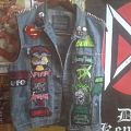 Two-Faced Battle Jacket