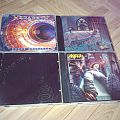 My Albums \m/ Tape / Vinyl / CD / Recording etc