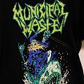 Municipal Waste wizard shark TShirt or Longsleeve