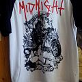 Midnight-Prowling Leather TShirt or Longsleeve