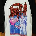 Death Spiritual Healing Raglan shirt