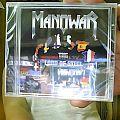 MANOWAR- The Lord of Steel Live Tape / Vinyl / CD / Recording etc