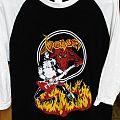 Venom - Cronos on Fire TShirt or Longsleeve