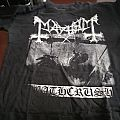 Mayhem - TShirt or Longsleeve - Mayhem deathcrush shirt