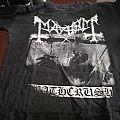 Mayhem deathcrush shirt