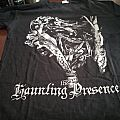 The Haunting Presence - TShirt or Longsleeve - The Haunting Presence shirt
