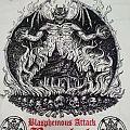 Blasphemy - TShirt or Longsleeve - Blasphemy Bangkok gig shirt
